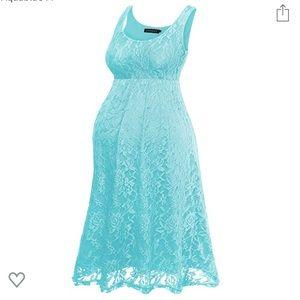Dresses & Skirts - 🆕 Maternity Lace Dress 👗